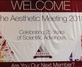 The Aesthetic Meeting 2018, congrès de l'American Society for Aesthetic Plastic Surgery (ASAPS)